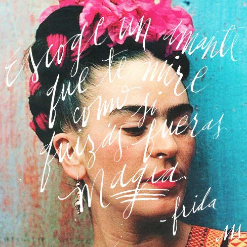 Las Frases Más Famosas De Frida Kahlo Fotogalería Album