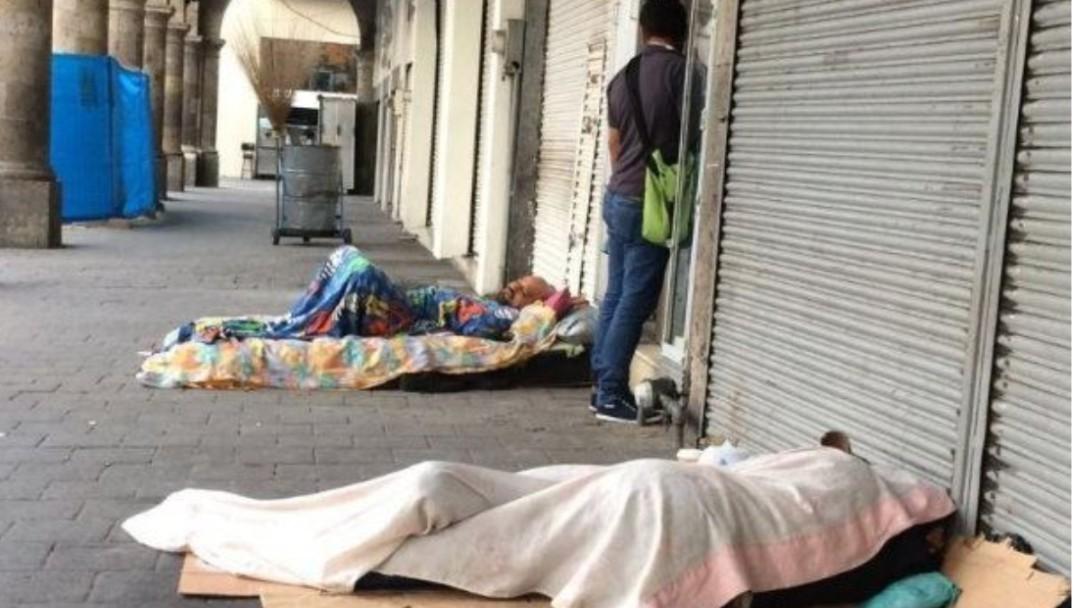 DIF operan normal para dar techo a personas en situación de calle